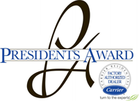 Carrier President's Award